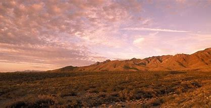 Franklin Mountains Texas