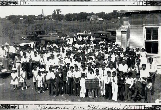 St Augustine's Church 1932