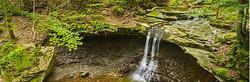 Blue Hen Falls Ohio