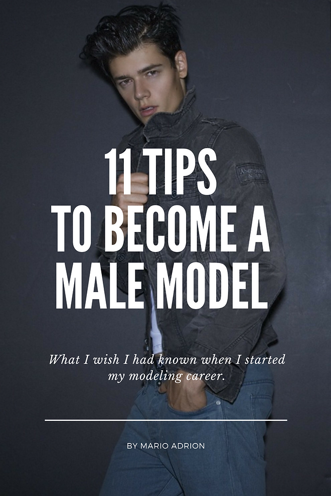 Marioadrion how to walk with confidence like a male model ccuart Gallery