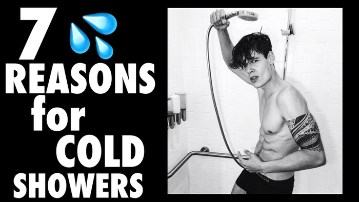 7 Reasons why You should take Cold Showers!