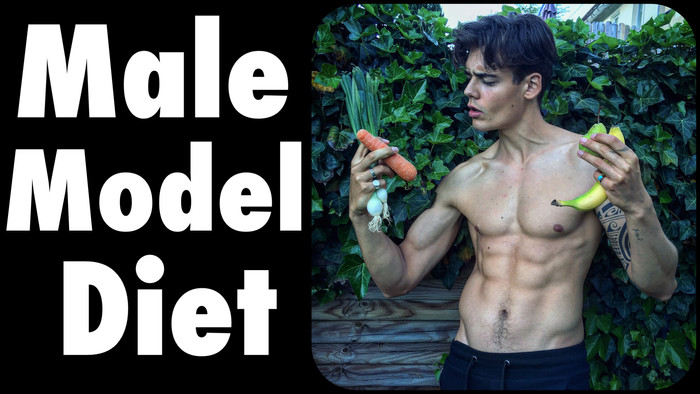 Male Model Diet: Full Day of Eating with Male Model Mario Adrion