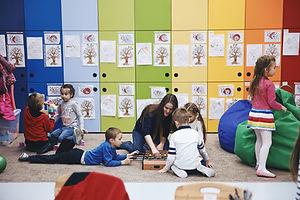 Sala de aula elementar