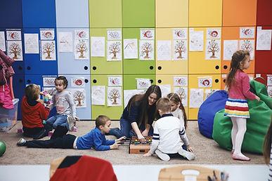 Montessori Elementary Classroom