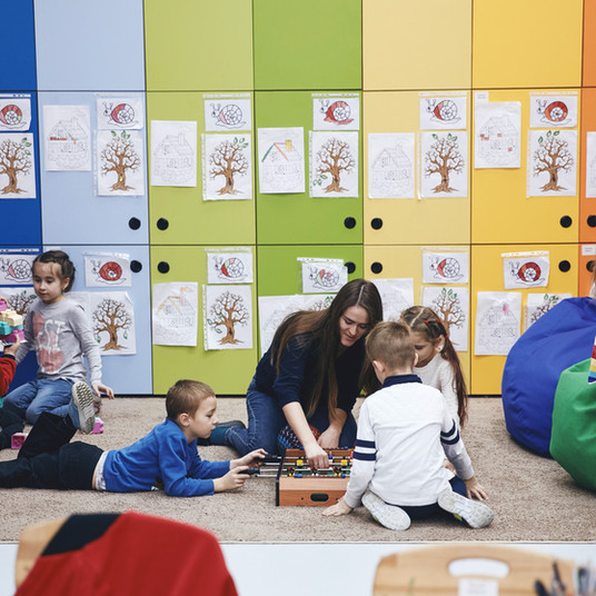 Distance Learning Early Childhood Education