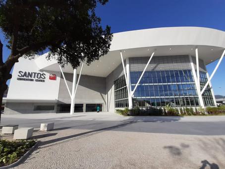 APT participa de evento no novo Santos Convention Center