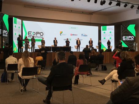 EXPO RETOMADA conclui nova etapa de protocolos com participantes da edição de 2021
