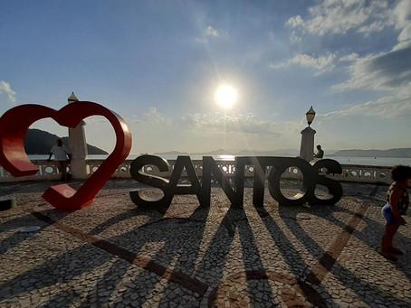 Santos: cidade litorânea número 1 em buscas no Google
