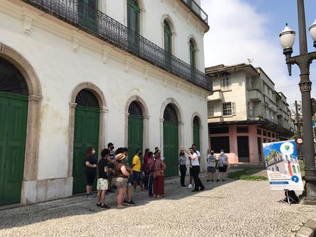 Santos é Top Destino Turístico na categoria de Turismo de Negócios e Eventos