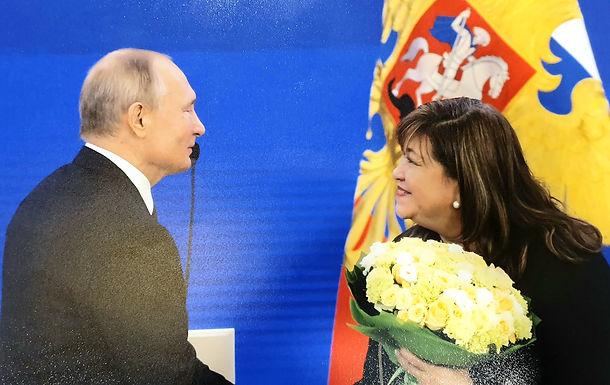 First Filipino Russian Order of Friendship
