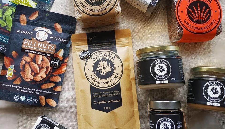 Filipino Gourmet Goods on Swiss Shelves