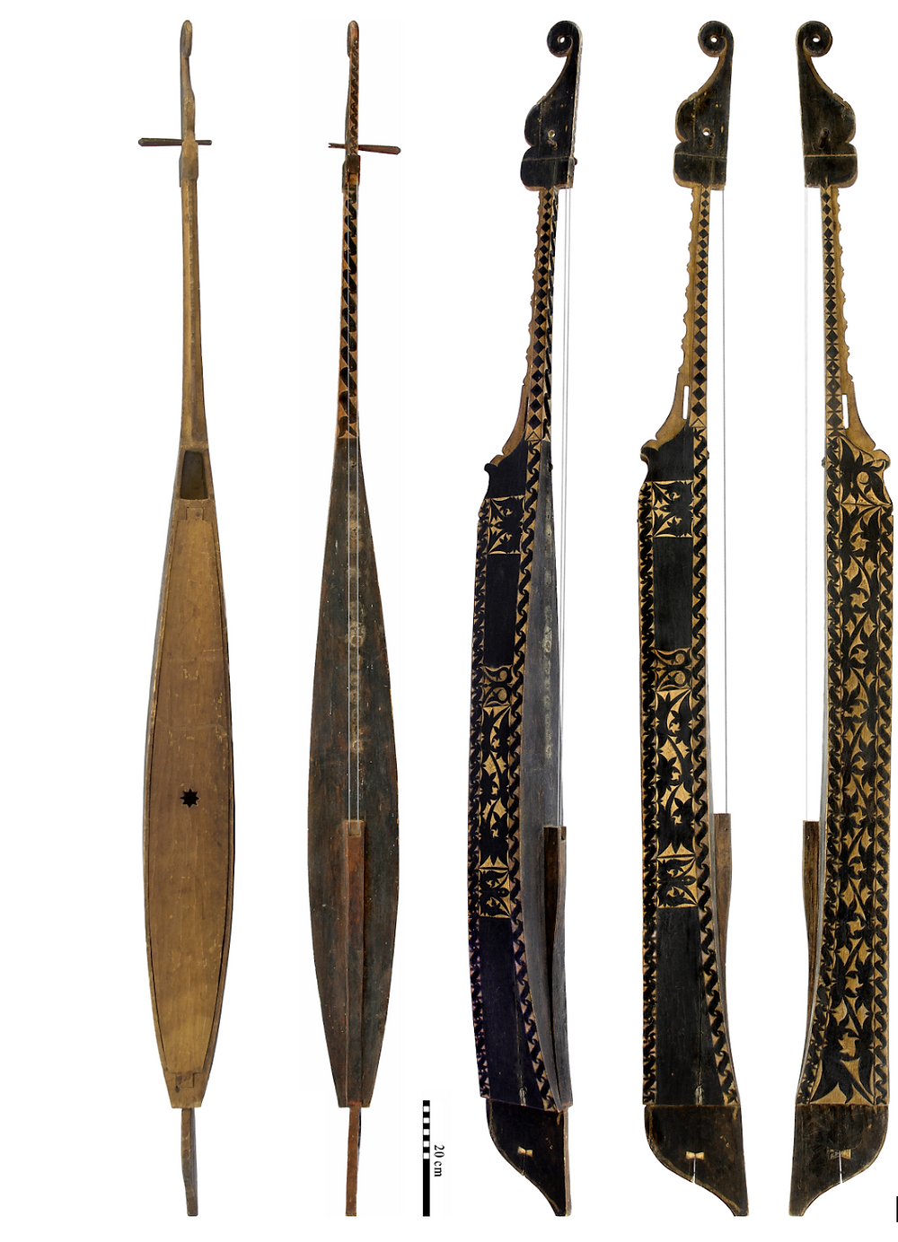 An antique kutiyapì of the Maguindanaon made around the year 1900. Originally from the collection of Stanford University Museum, now part of the private collection of Hans Brandeis.