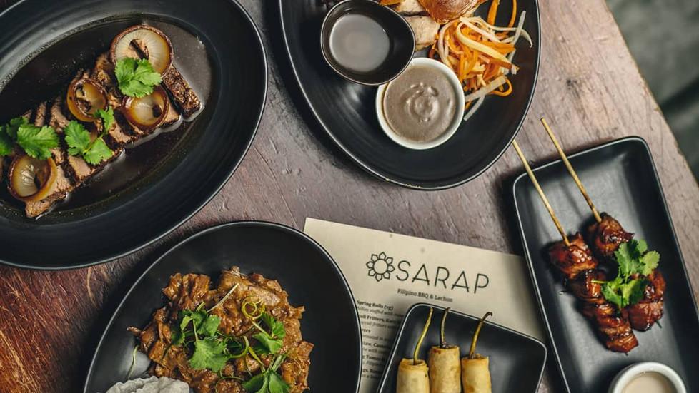"Sarap Adapts: An interview with Ferdinand ""Budgie"" Montoya of Sarap BAon"
