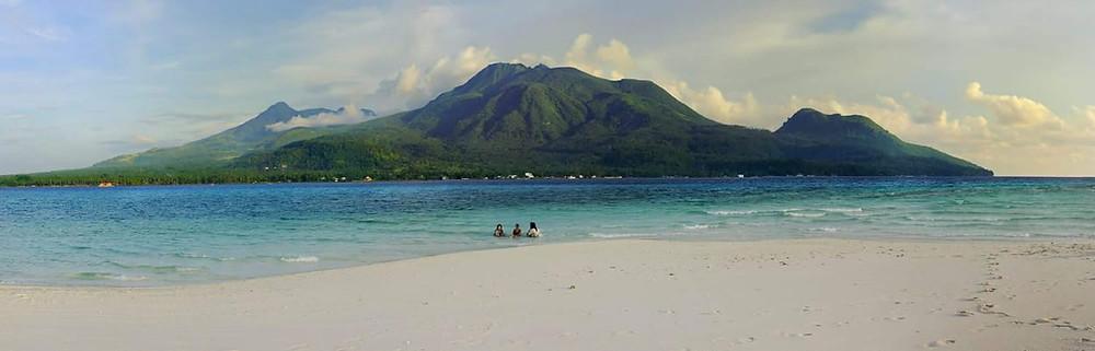View of Camiguin Island by Fermin Alvarez