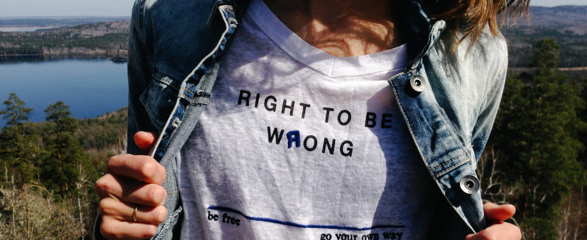 Why Admitting You're Wrong Should Be the New Right