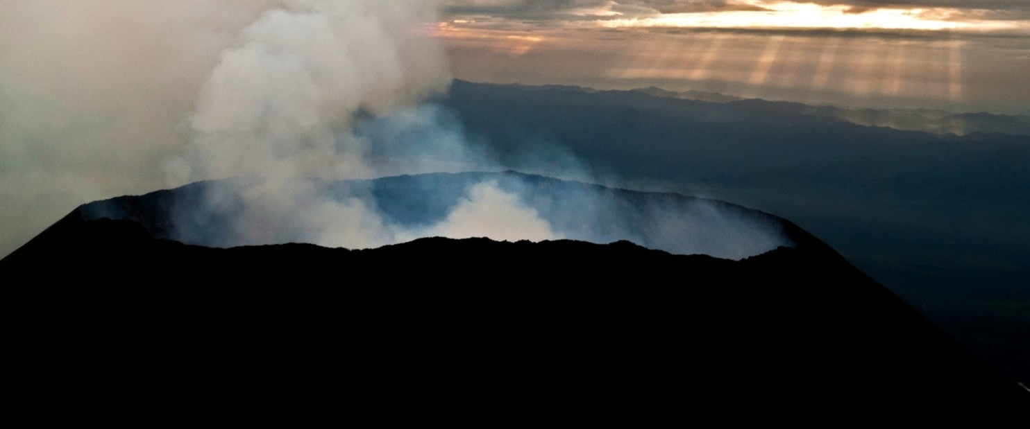 In Congo, a Climb to the Mouth of Hell