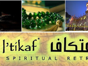 I'etikaf- Its ruling, virtues and general guidance