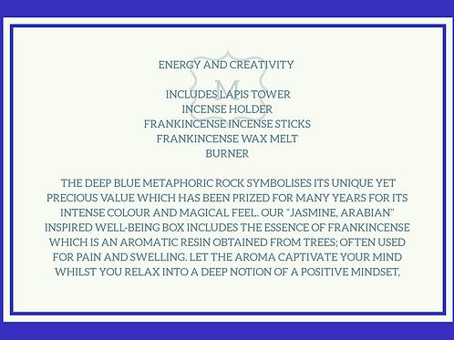 Energy & Creativity