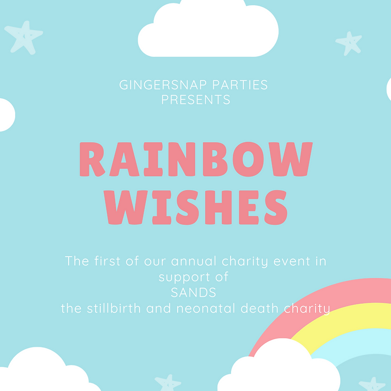 Rainbow Wishes charity night for Sands