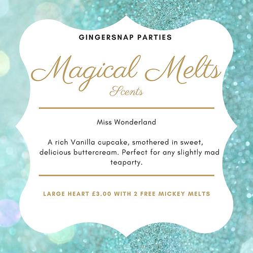 Miss Wonderland wax melts