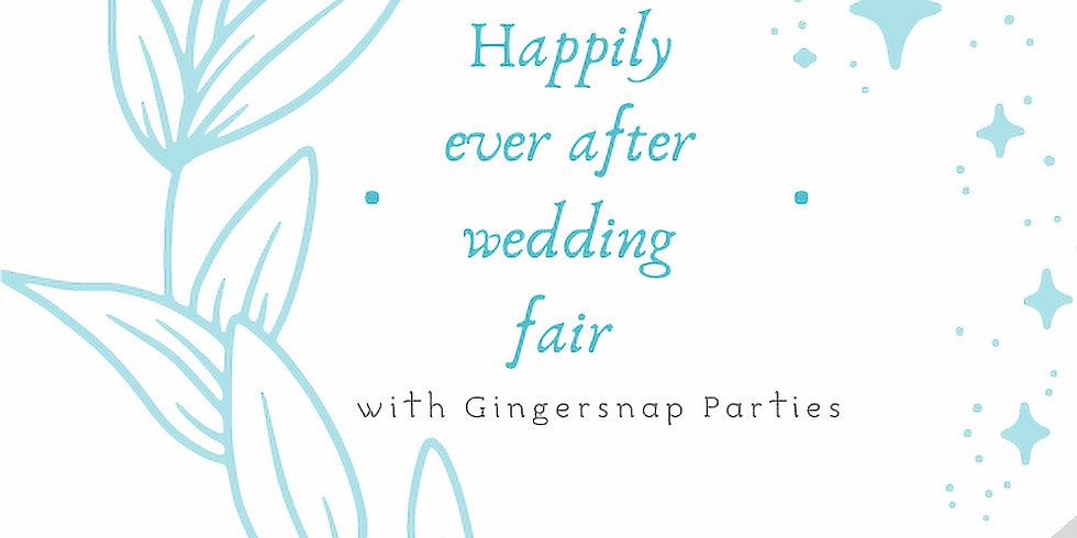 Happily Ever After Online Wedding Fair