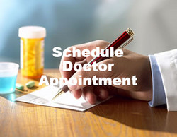 Schedule Doctor Appointment