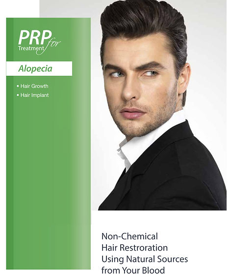 Hair Restoration | Non-Chemical | Advanced Skin & Vein Care Centers | Kentucky
