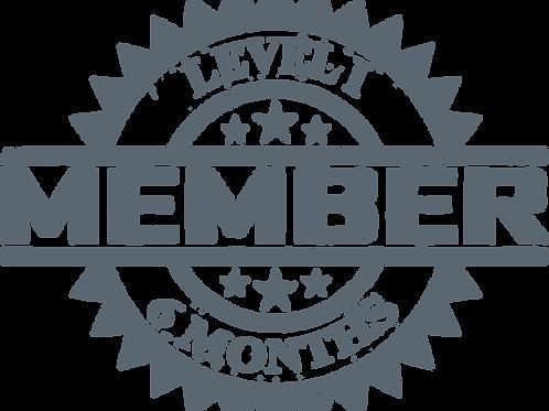 Level I 6 Months Membership