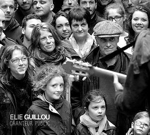 Chanteur public Elie Guillou Pierrick Hardy Catherine Delaunay Marie-Suzanne de Loye Ze Luis Nascimento