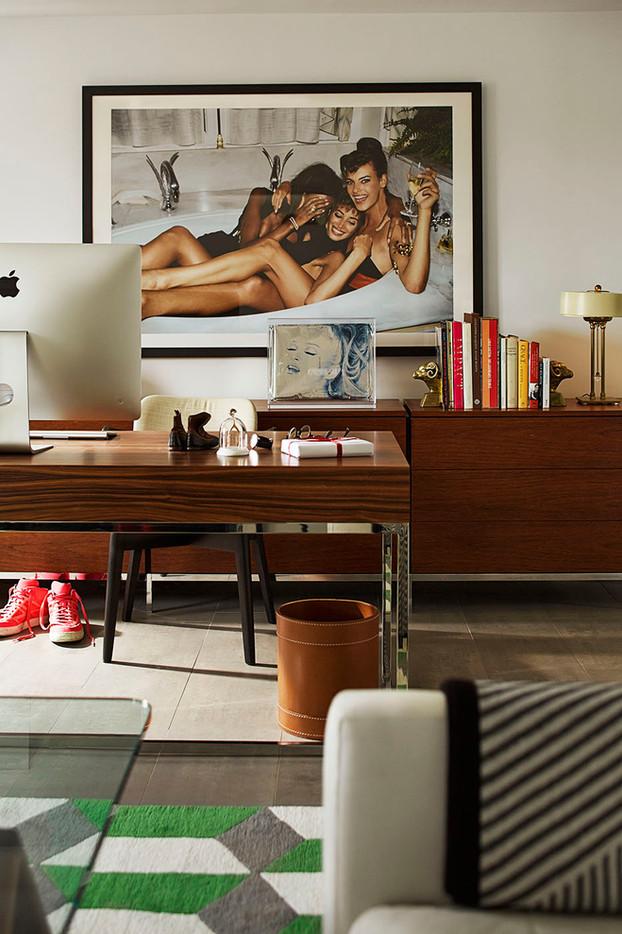 Brad Goreski's office