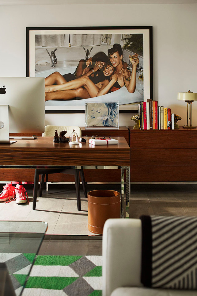 Brad Goreski's office