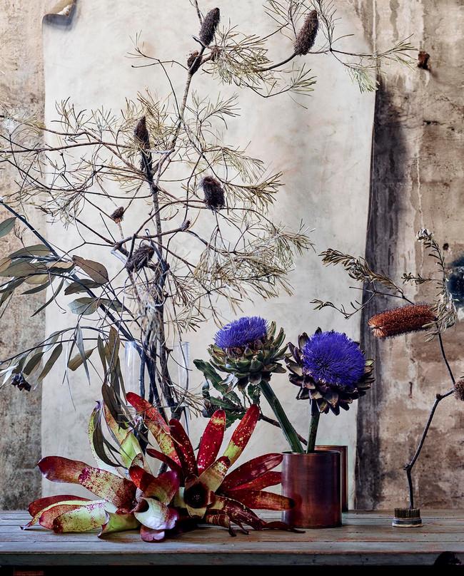 Jardine Hansen, Florist