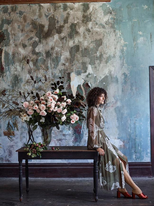 Jadine Hansen, Florist