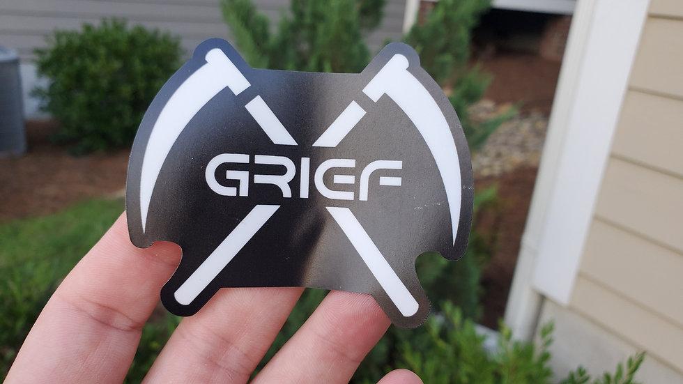 Grief Sticker