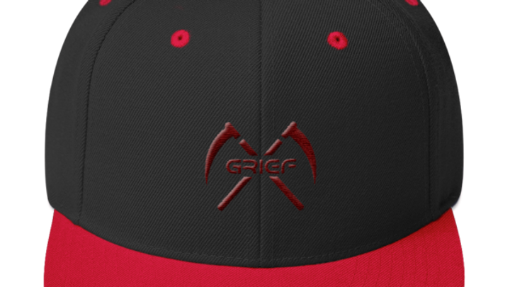 Grief SnapBack/Red