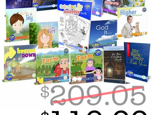 The Bible Tells Me So (Children's Books)