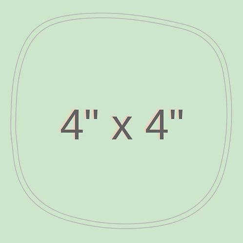 "4""x 4"""
