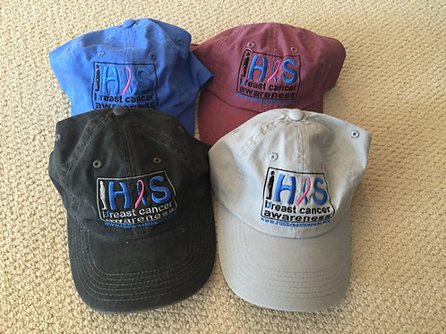 Adjustable Back - Logo Hat