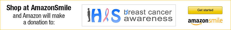 Shop HIS Breast Cancer on Amazon Smile
