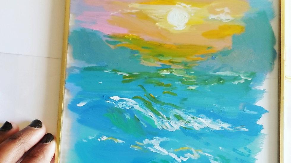 Sunset Isle