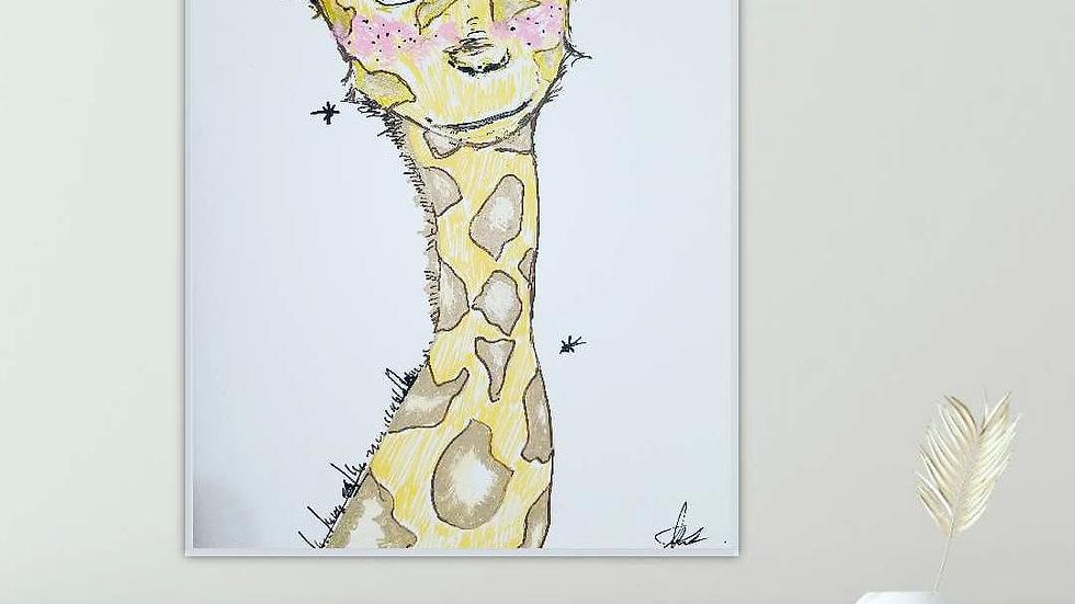 Little Miss Giraffe