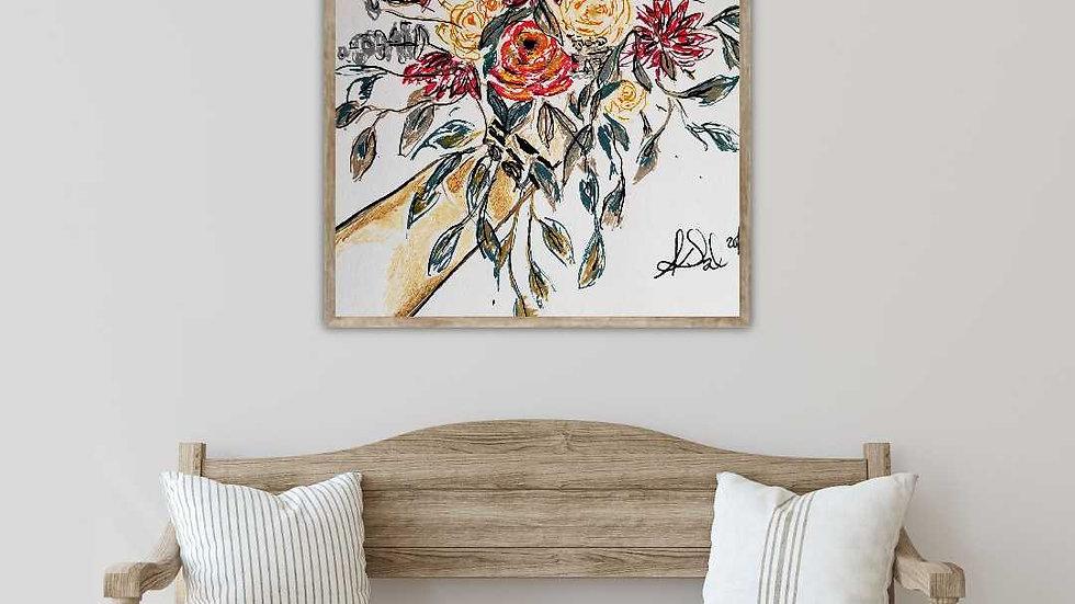 Custom Forever Bouquet