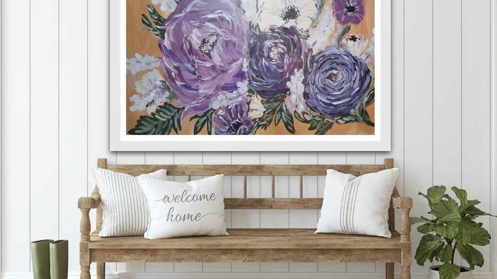 Savaeda's Purple Blooms