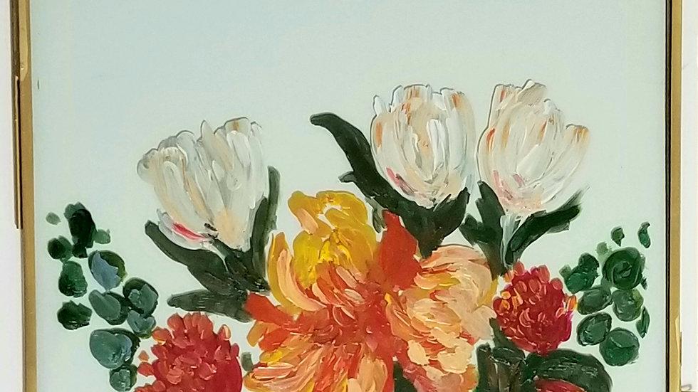 Piney Rose Bouquet