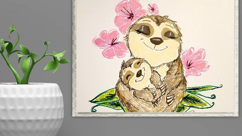 Sloth-erly Love