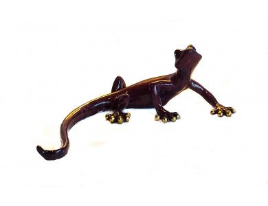 TimeLess Small Purple Gecko