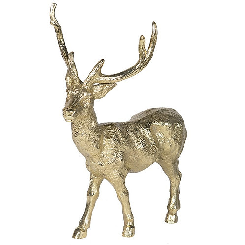 TimeLess Golden Stag Ornament