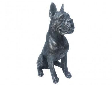 Sitting Dog - Boxer