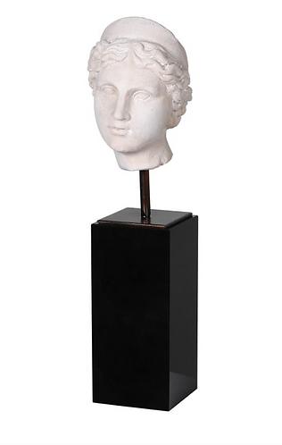 'Aelina' Figurine On Plinth