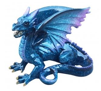 Blue Dragon Lying Down